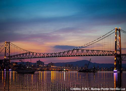 Florianópolis - City Tour - Ponte Hercílio Luz